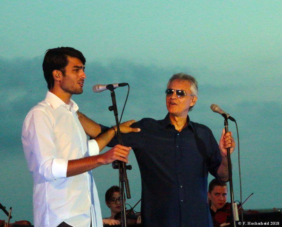 Matteo Bocelli In De Voetsporen Van Zijn Vader With Images