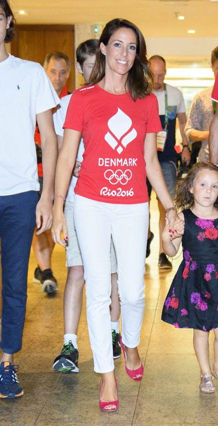 Reinas y princesas... deportivas: Especial semana real 'olímpica' - Foto 19
