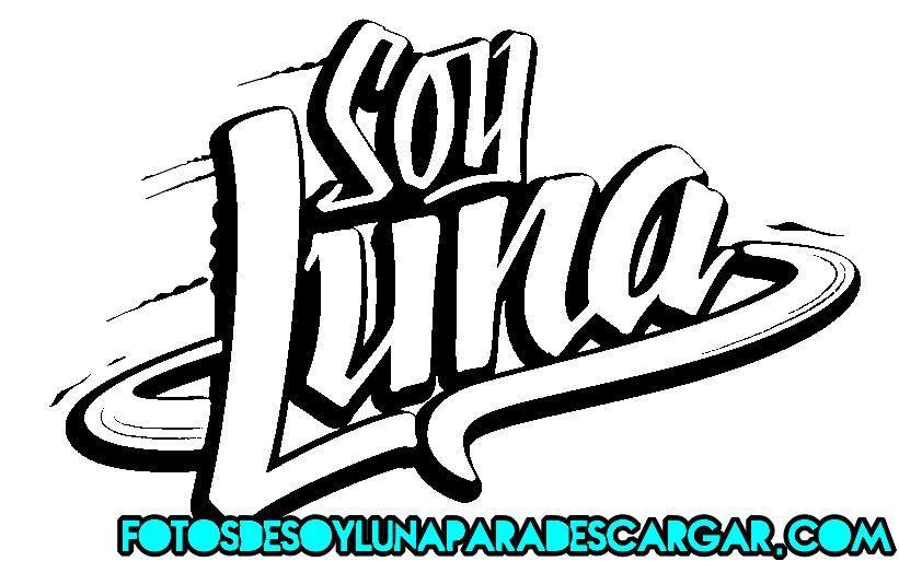 Descarga Lindas Imagenes De Soy Luna Para Colorear Con Imagenes