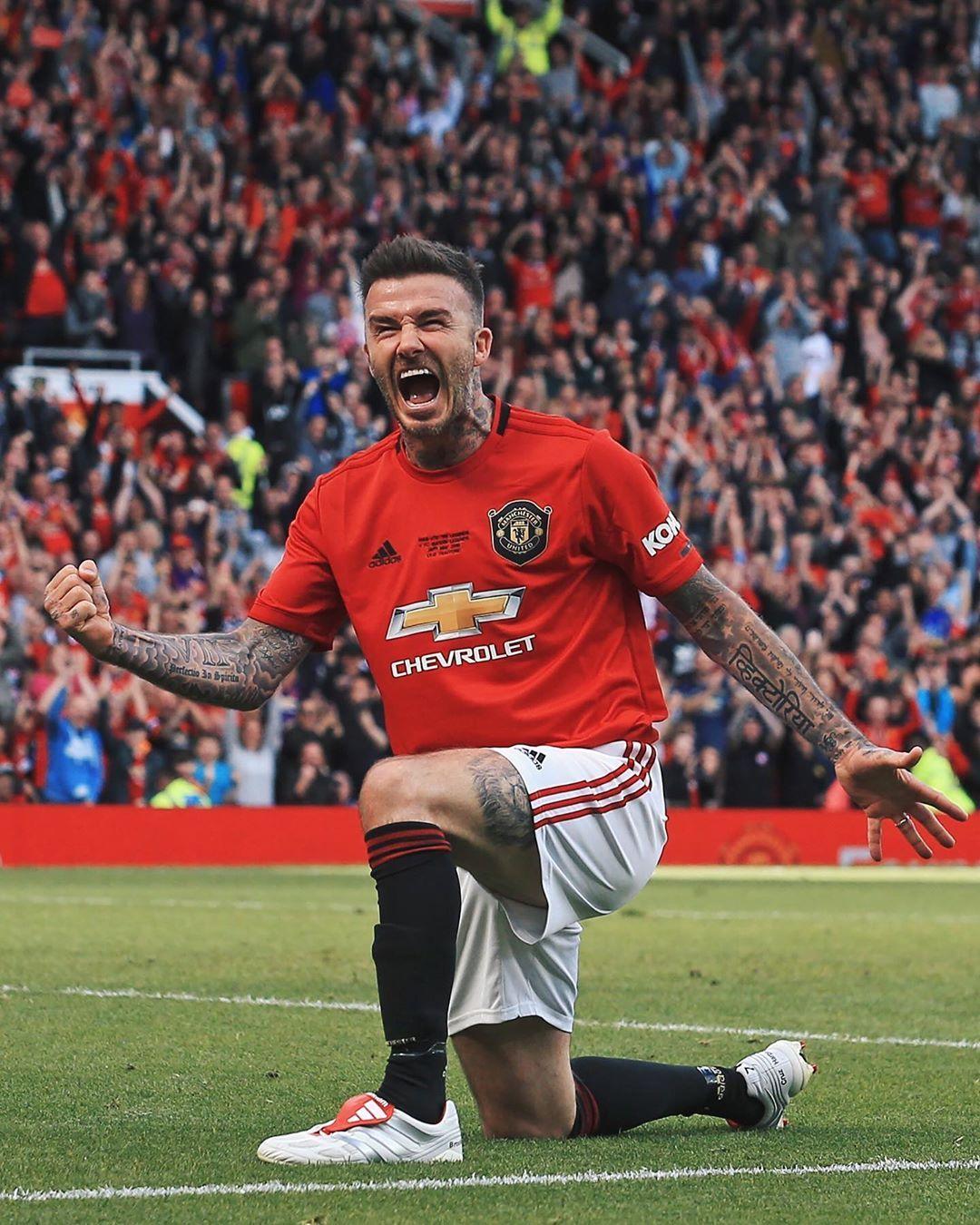 Soccerbible On Instagram Rewind 99 Davidbeckham And Manchesterunited Leg David Beckham Manchester United David Beckham Football Manchester United Legends