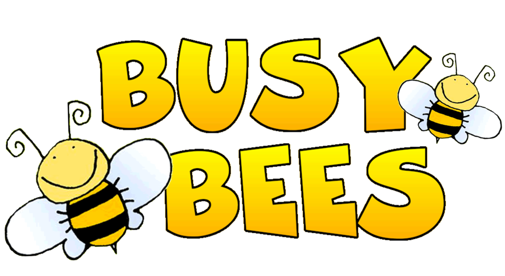 Busy Bees — Riverside Vineyard | Busy bee, Bee, School logo