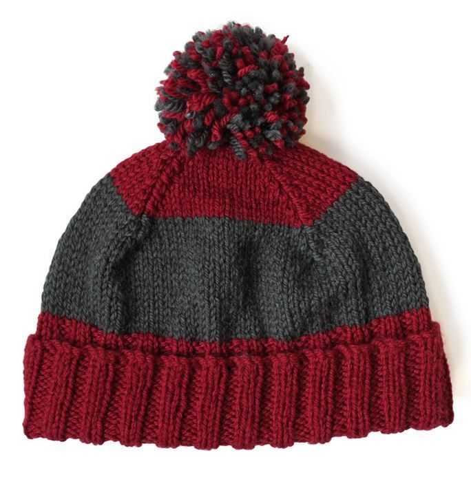 Dad\'s Knit Hat Pattern | Knitted hat patterns, Knit hats and Patterns