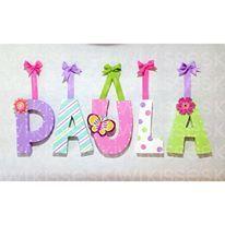 nursery decor letters letras de madera para decorar onfbme