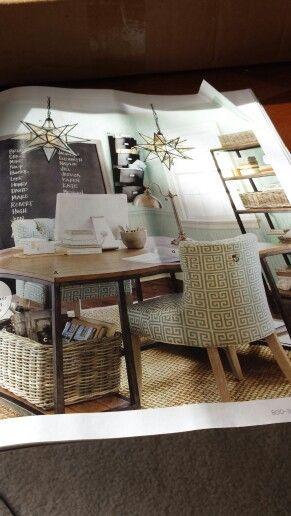 """Desk from Ballard designs $499. 60"""" long  30"""" high and 24"""" deep"""