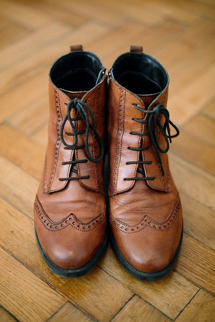 72/365 Oxford Boots