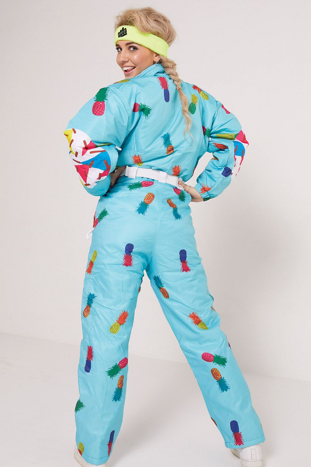 Club Tropicana Oosc Ski Suit Oosc Clothing Club Tropicana Suits Winter Suit