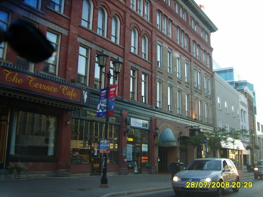 Downtown Kitchener Ontario Ontario Canada Ontario Kitchener
