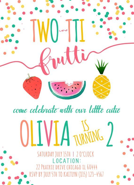 Two Tti Frutti