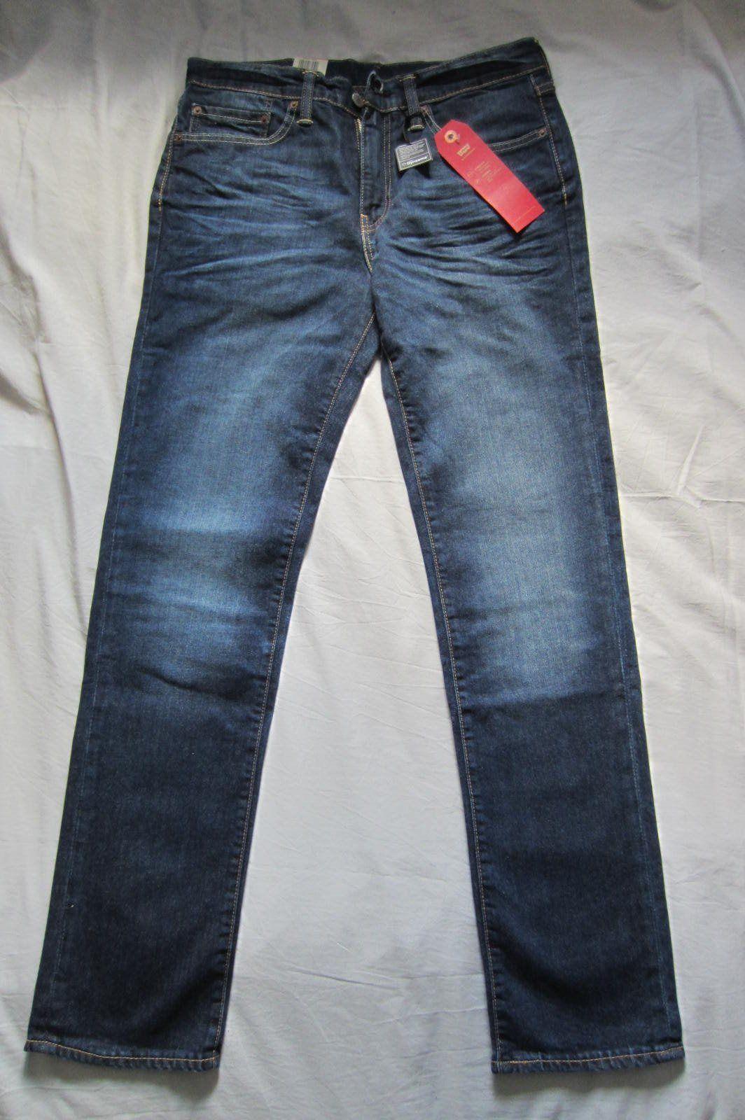 f1a2496d7e2 Köp online Levis 511 Jeans 32/34 Slim (321603306) ✅ Herrjeans waist/