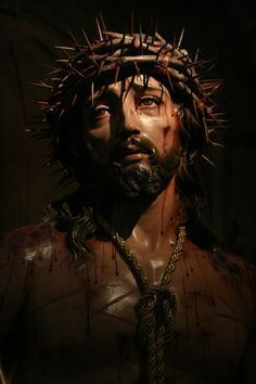 The Passion of Christ by Francisco Zafra | Jesús. Escultura ...