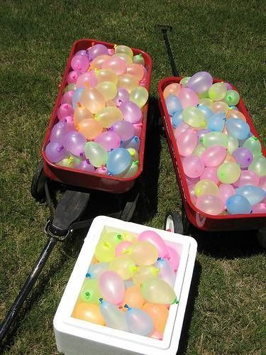 Outdoor Water Birthday Party Ideas | eHow.com