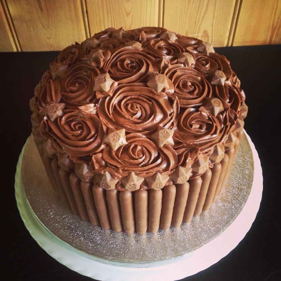 Chocolate Birthday Cake recipe Sweet Amour Blog Cakes