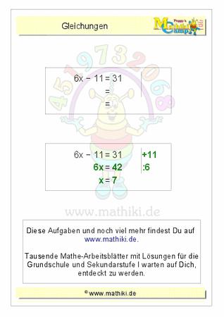 Fein Antwortschlüssel Mathe Arbeitsblatt Haben Sie Von Bilder ...
