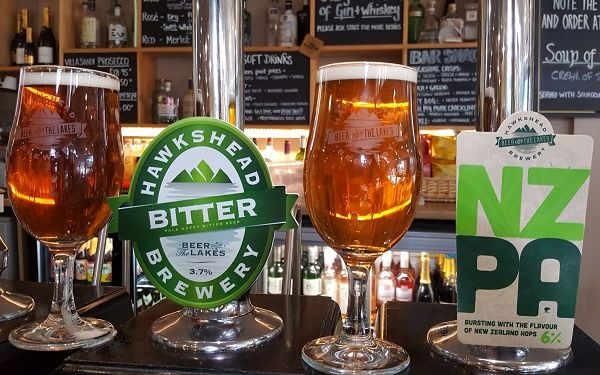 Silver and Bronze for Hawkshead Brewery at Champion Beer of Britain Competition http://www.cumbriacrack.com/wp-content/uploads/2016/08/Hawksheads-NZPA-and-Bitter.jpg Hawkshead Brewery had two beers in the final of the Campaign for Real Ale's Champion Beer of Britain competition, at London's Olympia last night and both won medals    http://www.cumbriacrack.com/2016/08/10/silver-bronze-hawkshead-brewery-champion-beer-britain-competition/