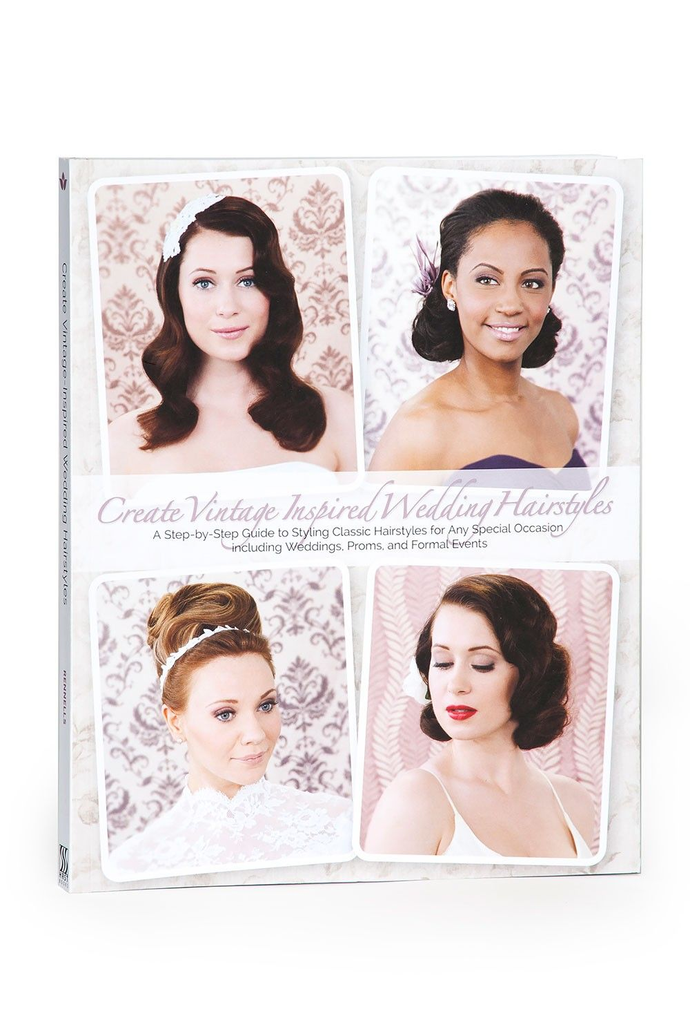 Create Vintage-Inspired Wedding Hairstyles Book | New but old but ...