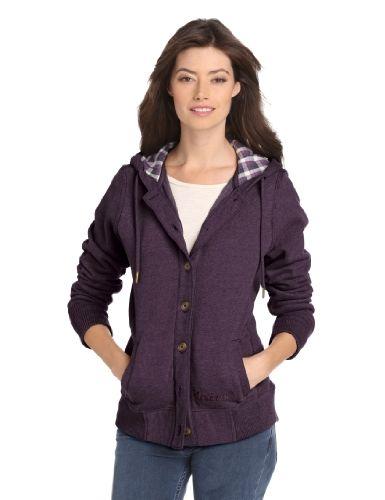1f61f284b1452 $45 Carhartt Women's Marengo Sweatshirt, Nightshade Heather, X-Large  Carhartt,http: