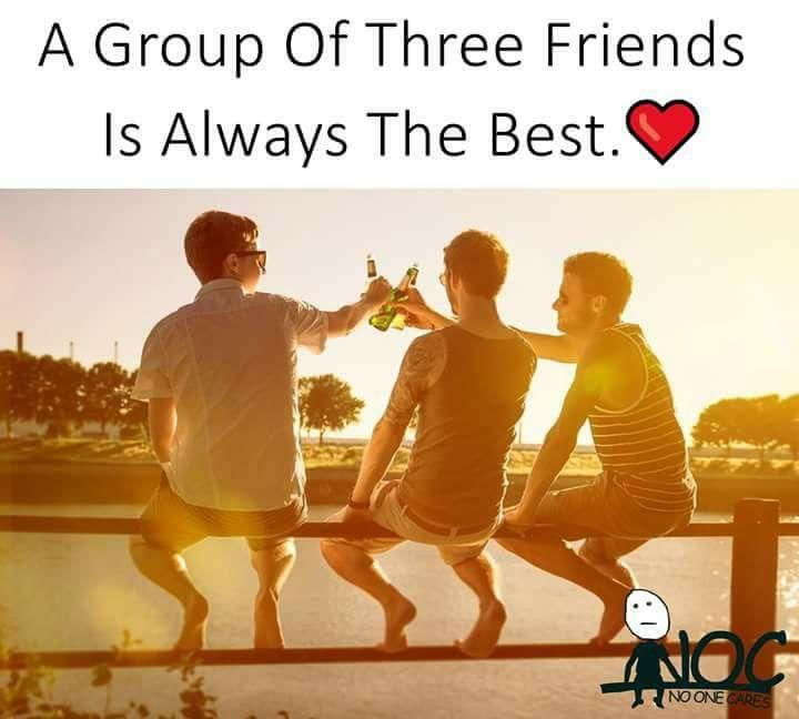 Pin By Hafsa Bilal On Best Friends Corner Three Friends Memes Jokes Quotes