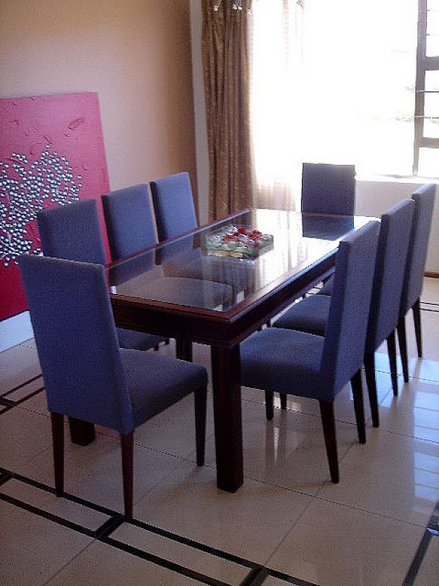 dining room chair back covers | Dining Room Chair Covers Purple Interior Decor ...