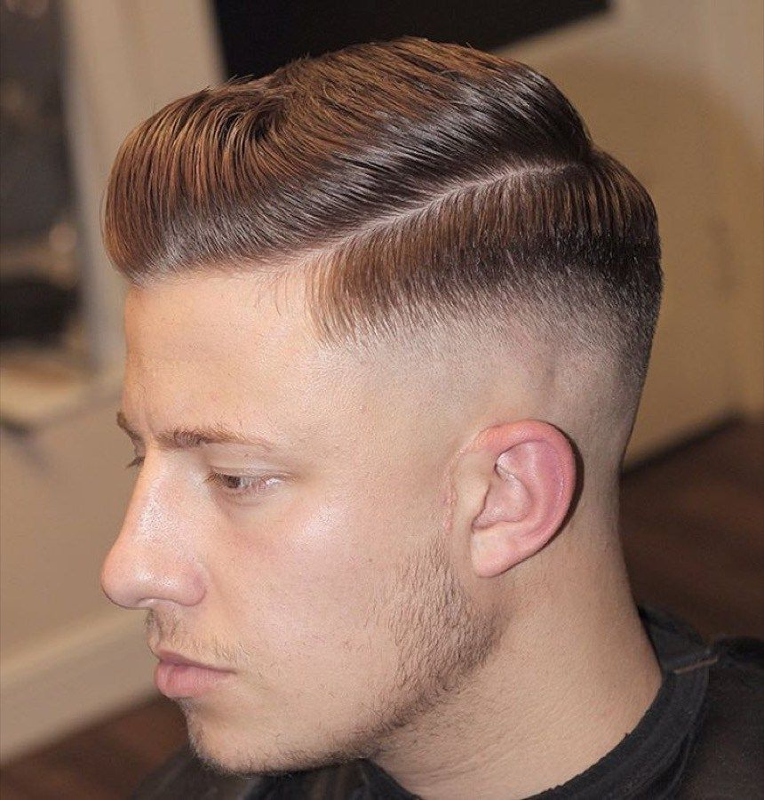 10 Best Fade Haircuts For Men 2017 Mens Haircuts 2017