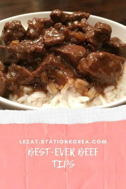 BEST-EVER BEEF TIPS Healthy recipes