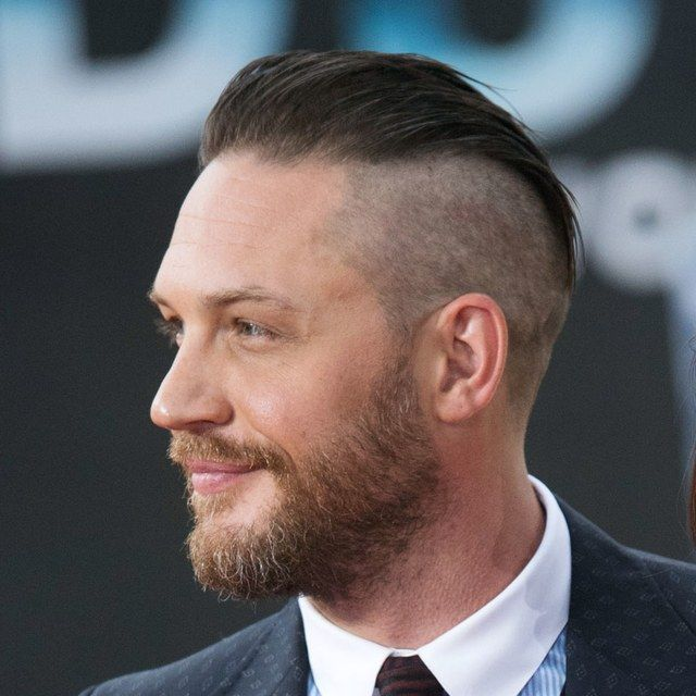Steal Tom Hardy S Beard Style Even If You Hated Venom Tom Hardy Beard Tom Hardy Hair Mens Hairstyles
