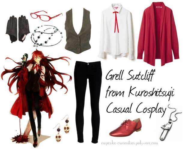 Casual Cosplay: 20 More Anime Outfits You Can Wear Every ...