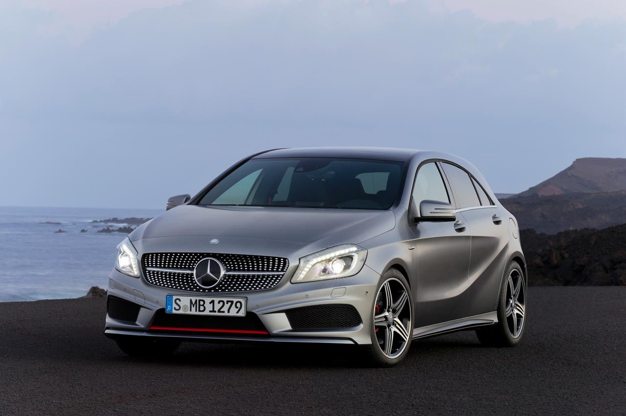 Mercedes Benz A Class Offers High Fuel Economy And Driver Safety