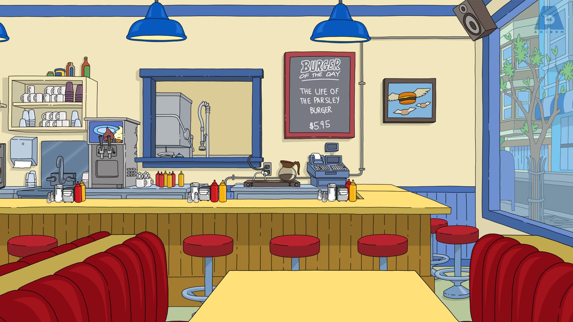 Pin on Bob's Burgers FOX