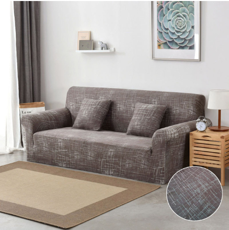 High Quality Stretchable Elastic Sofa Cover Couch Covers Single Seater Sofa Slipcovers For Chairs