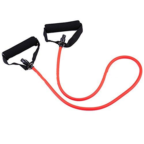 Rubber Exercise Tubing Bands: Natuworld Resistance Band Yoga Rubber Fitness Durable