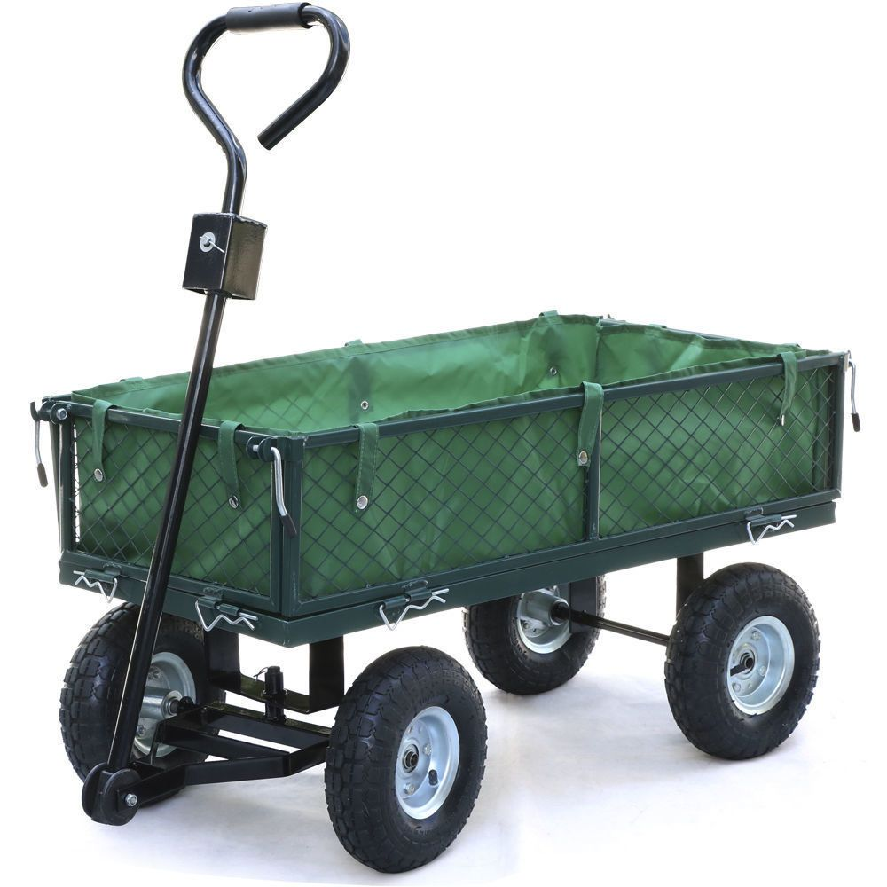 equipment square wheel steel cart wheels and tools garden