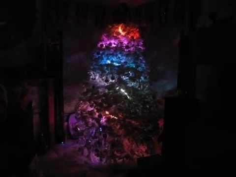 Magic Led Christmas Tree 2013 Ii Jercio Led Pinterest Led