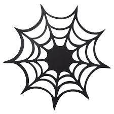 Resultado de imagem para como fazer teia de aranha de eva