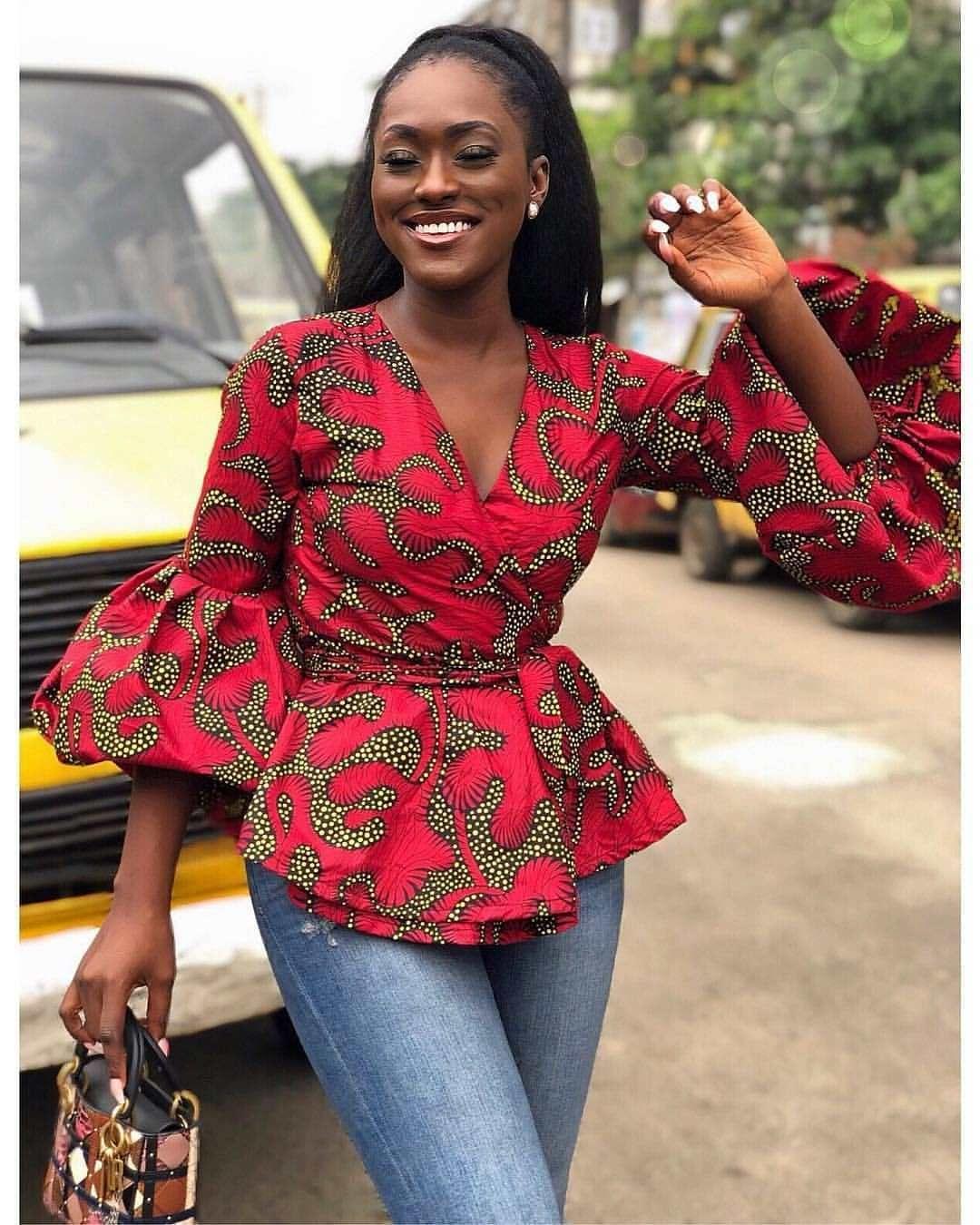 ankara styles - - PICK YOUR FAVOURITE ANKARA STYLES AND SHOW IT TO YOUR TAILOR - photo #afrikanischekleidung
