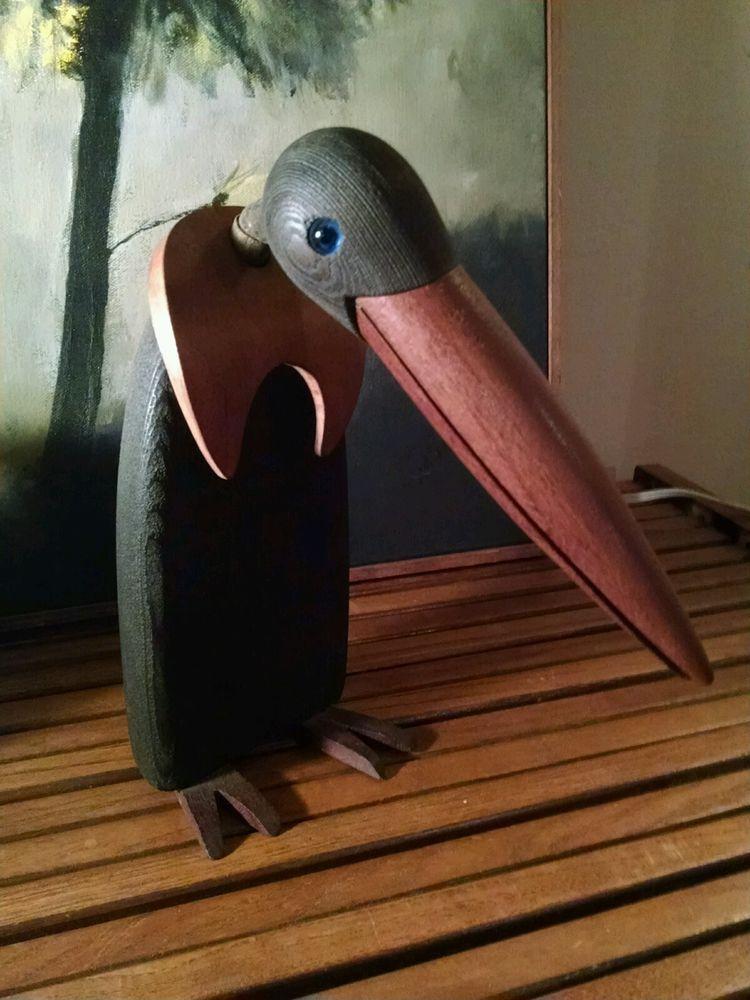 Chris Vejle Denmark Bird - Danish Moder - Mid Century Sculpture - moder