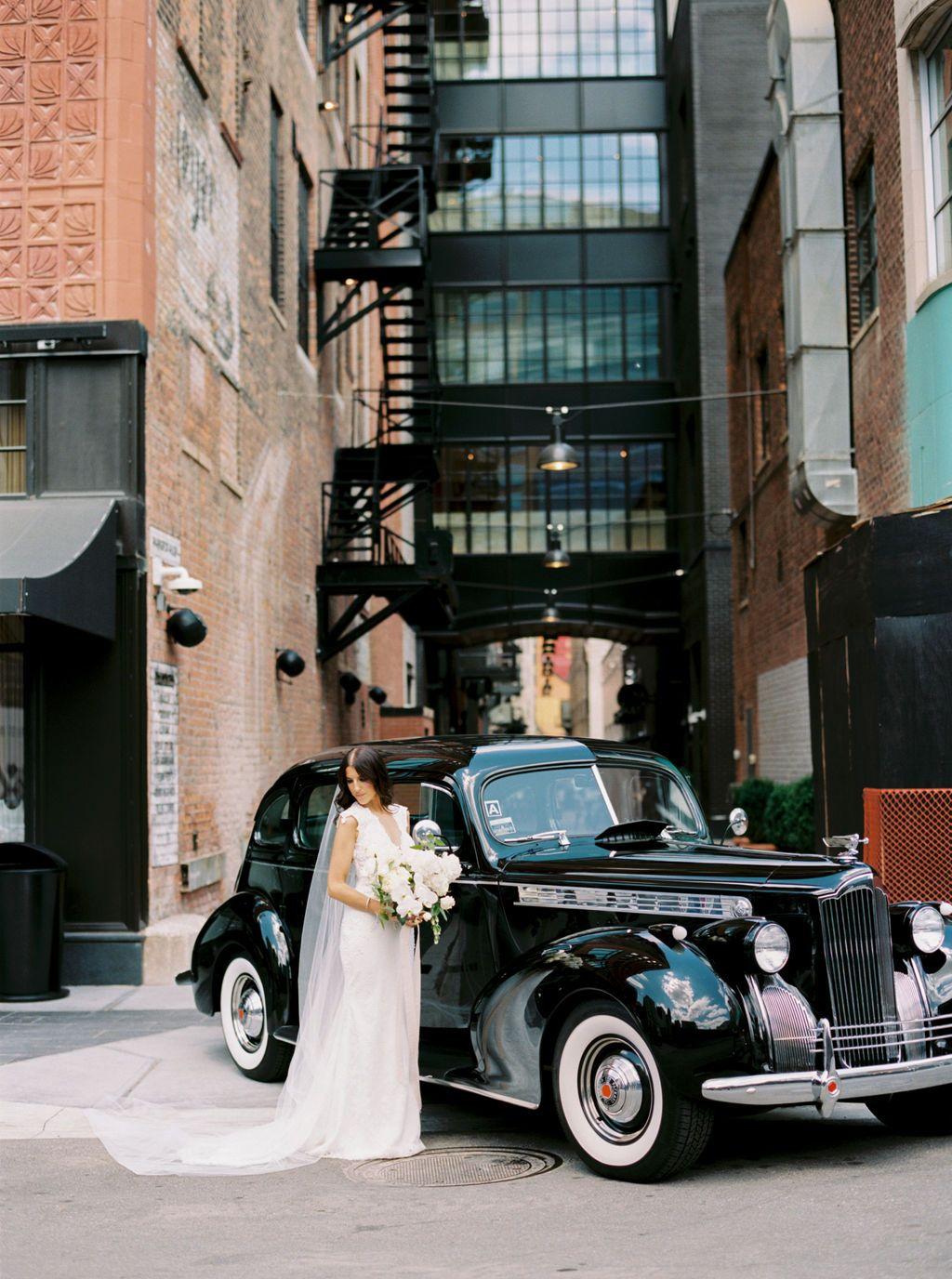 Shinola Hotel Detroit Wedding