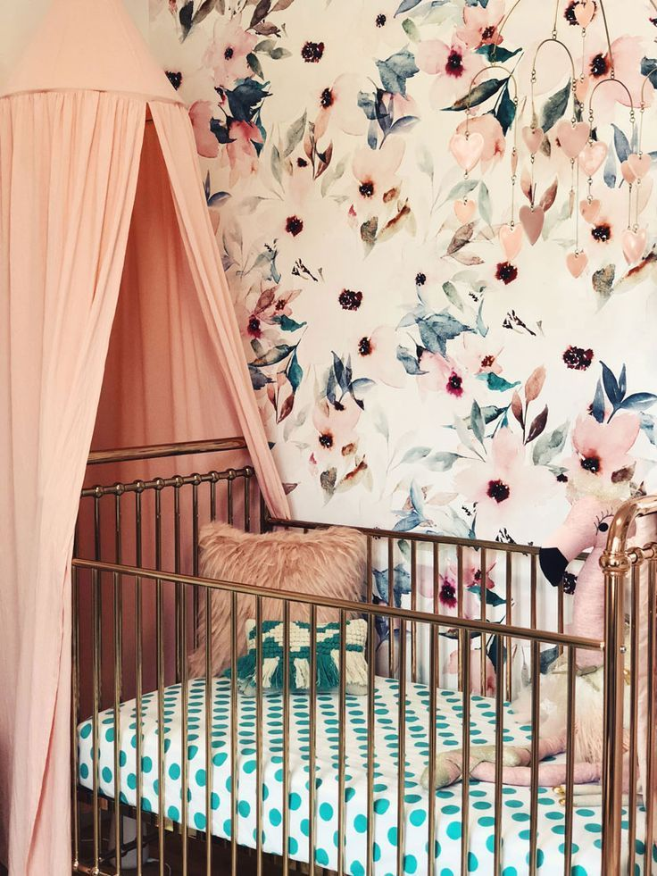Photo of Whimsical Nursery of Little Miss Comedy