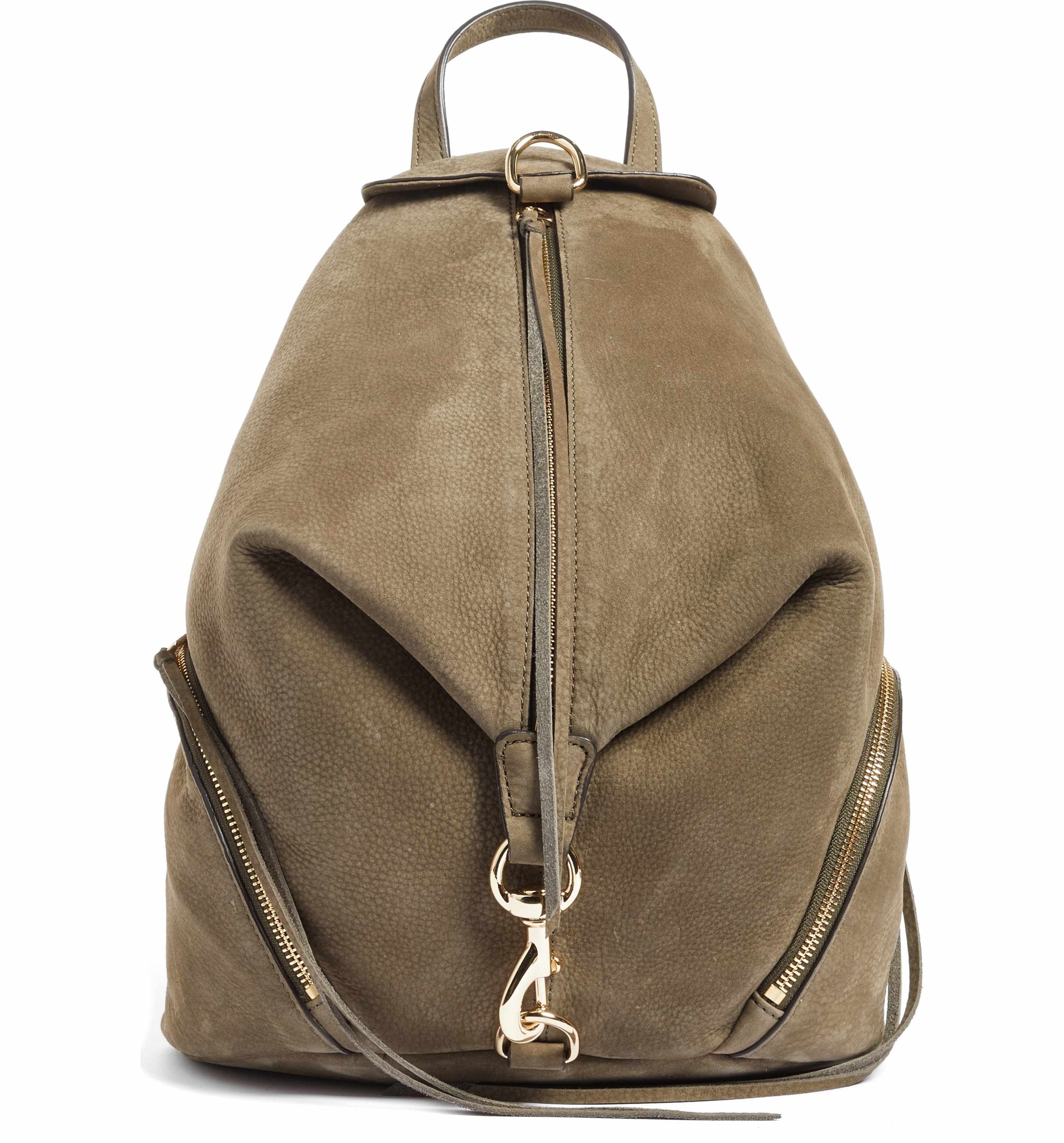Main Image Rebecca Minkoff Julian Nubuck Backpack Nordstrom Exclusive
