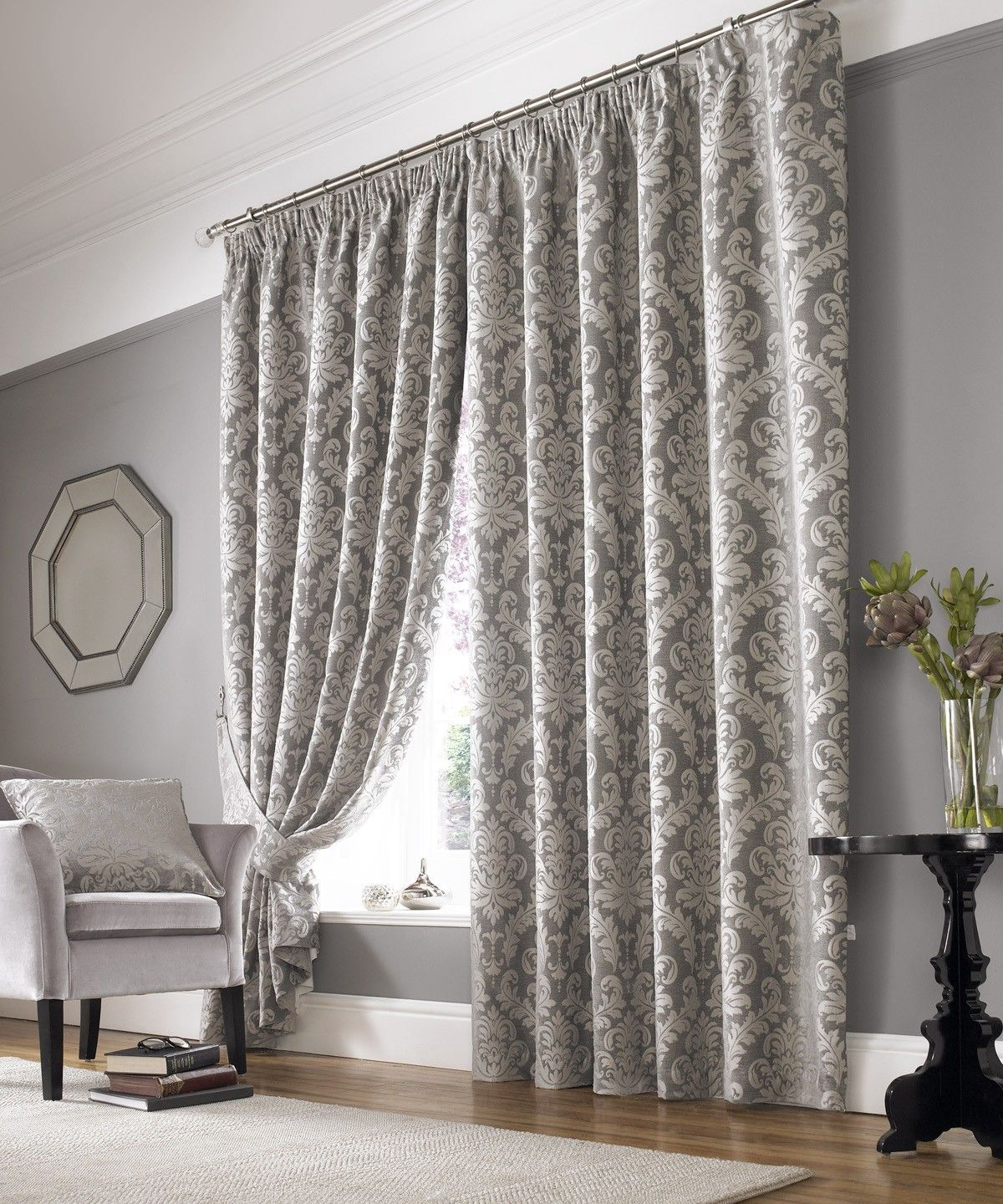 Lille Ready Made Lined Curtains | Renovating ideas | Pinterest ...