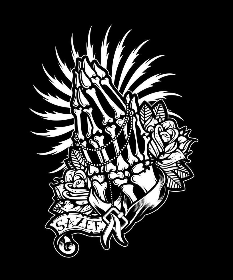 Like Us On Facebook Praying Hands Tattoo Praying Hands Tattoo Design Skull Hand Tattoo