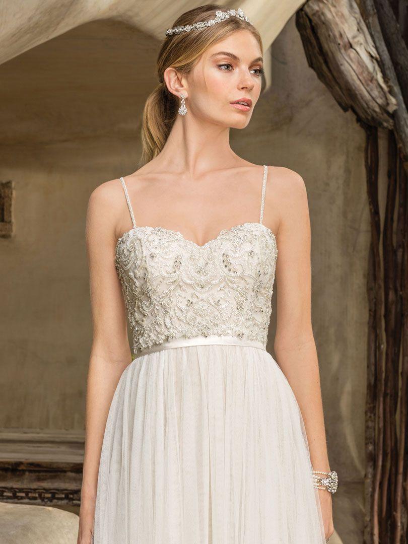 Casablanca bridal may be found at black diamond bride hermosa