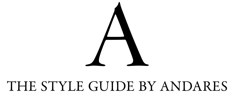 A, The Style Guide by Andares - Tu dosis de estilo