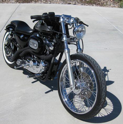 1998 Harley Davidson Sportster 883 Service Manual