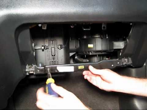 Cabin Air Filter Replacement Chevrolet Aveo Chevrolet Aveo