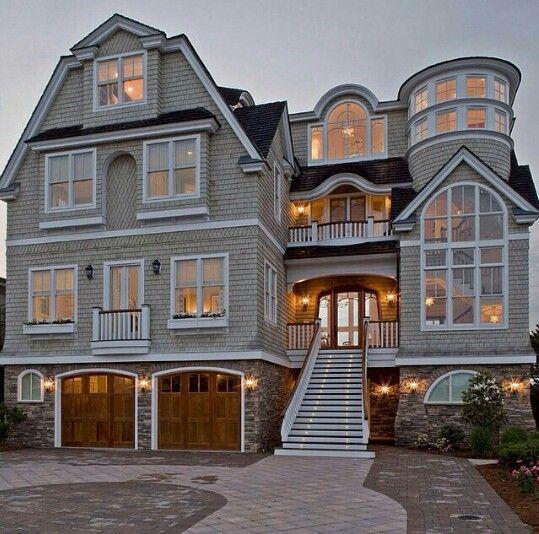 Lovely Beach House Exterior House Designs Exterior House Exterior