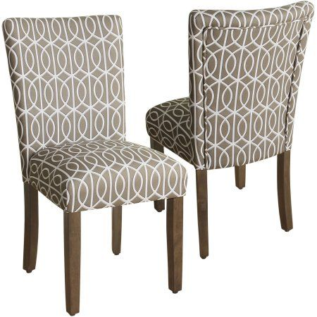 Homepop Parsons Dining Chairs Set Of 2 Multiple Colors Walmart Com In 2021 Parsons Dining Chairs Dining Chairs Versatile Chairs Parsons chairs set of 2