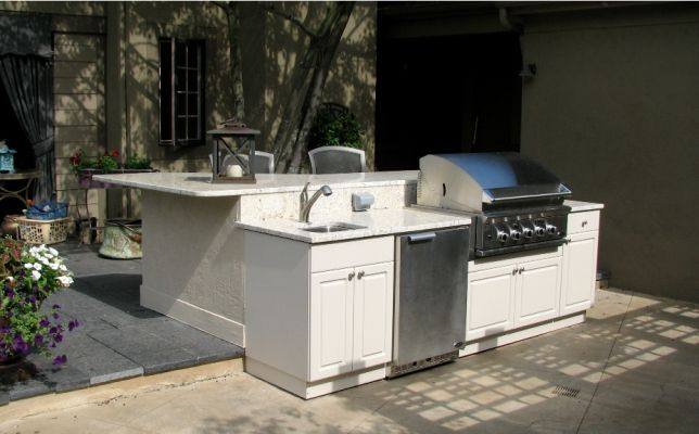 Outdoor Kitchen Refridgerator 36