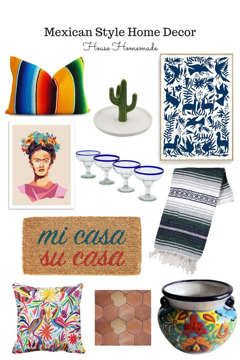Photo of The Global Styler: Mexican Style Home Decor