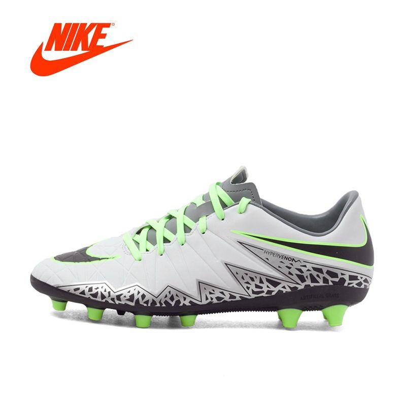 d1b289e4546 Intersport Original New Arrival Authentic NIKE HYPERVENOM PHELON II Men s  Light Comfortable Football Shoes Soccer Sneakers. Yesterday s price  US   127.00 ...