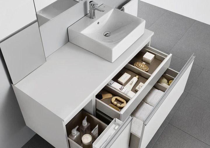 Heima Soluciones Lavabo Y Mueble Colecciones Roca Con